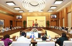 Parlamento de Vietnam aborda informe de recomendaciones de votantes