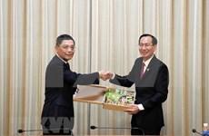Fortalecen cooperación entre ciudades vietnamita y china