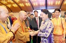 Ofrecen en Vietnam banquete de bienvenida a delegados internacionales en Día de Vesak de Naciones Unidas