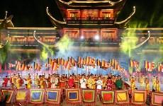 Programa artístico y fuegos artificiales saludan al Día de Vesak 2019 en Vietnam