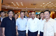 Proponen científicos opiniones a documentos del XIII Congreso Nacional del Partido Comunista de Vietnam