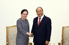 Vietnam y Rumania intensifican cooperación