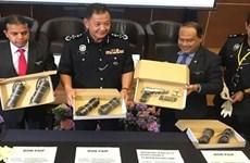Arrestan en Malasia a cuatro supuestos terroristas que planeaban ataques