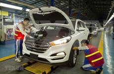 Cayeron en abril las ventas de automóviles en Vietnam