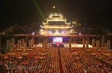 Resalta la prensa internacional el éxito del Día de Vesak 2019 en Vietnam