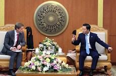 Propone Foro Económico Mundial programa de cooperación ambiental para Vietnam