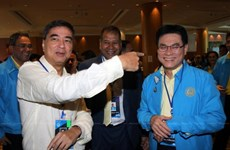 Eligen a nuevo líder del Partido Demócrata de Tailandia