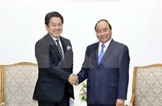 Recaba Premier de Vietnam respaldo del Banco de Cooperación Internacional de Japón
