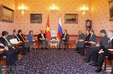 Visita del primer ministro vietnamita a Rusia ratifica importancia de los nexos bilaterales