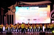Gana equipo indonesio Concurso Internacional de Coros Vietnam 2019