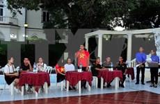 Jóvenes vietnamitas en Cuba comprometidos a seguir camino del Tío Ho