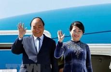 Realiza Premier vietnamita gira por Rusia, Noruega y Suecia