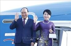Primer ministro de Vietnam inicia visita a Rusia