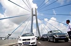 Inaugura en Vietnam puente Vam Cong en el Delta del Mekong