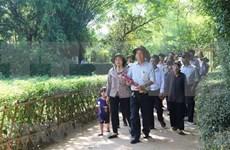 Más de 60 mil personas visitaron la casa natal de Ho Chi Minh con motivo de su natalicio