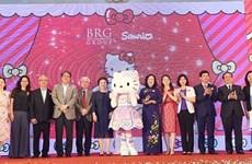Construirán parque temático de Hello Kitty en Hanoi