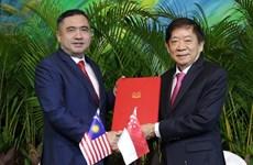 Suspenderán la construcción del metro Singapur-Malasia