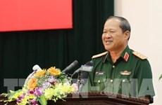 Fortalece Vietnam relaciones de defensa con Belarús y Rusia