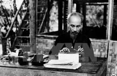 Rinden en España homenaje al Presidente Ho Chi Minh en ocasión del 129 aniversario de su natalicio