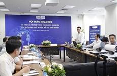 Resaltan en Vietnam papel de la comunicación para promover modelos de emprendimiento