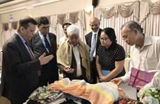 Buscan empresas textiles de la India ampliar sus oportunidades de negocios en Vietnam