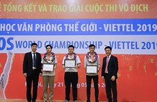 Participará Vietnam en el Campeonato Mundial de Microsoft Office 2019