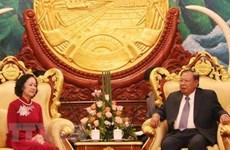 Laos atesora sus relaciones con Vietnam, dicen dirigentes