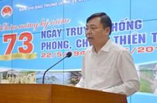 Exhortan en Vietnam a aplicar tecnologías avanzadas en lucha contra desastres