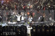 Movilizan en Indonesia  fuerzas militares para garantizar seguridad en Yakarta