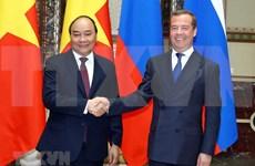 Proyectan Vietnam y Rusia fortalecer y diversificar la cooperación bilateral