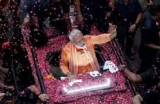Vietnam felicita a la India por el éxito de elecciones generales
