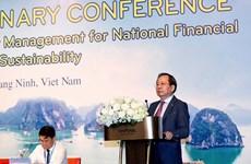 Vietnam decidido a reestructurar el presupuesto y la deuda pública