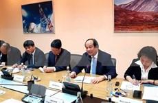 Vietnam y Rusia colaboran en e-gobierno