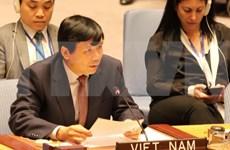 Reitera Vietnam compromiso de contribuir a protección de civiles en conflictos armados