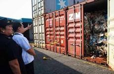 Filipinas decomisa siete contenedores de desechos traslados desde Australia