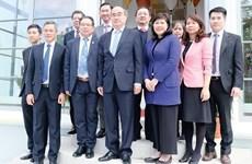 Ciudad Ho Chi Minh fomenta cooperación con estado alemán de Hesse