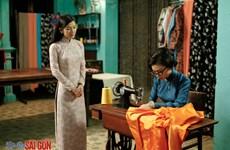 Película sobre túnica tradicional de mujer vietnamita conquista a la audiencia británica