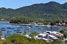 Gozan turistas de entrada gratuita por aniversario de reconocimiento a Cu Lao Cham como bioreserva mundial