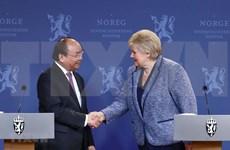 Comprometidos Vietnam y Noruega a fortalecer nexos multifacéticos