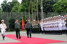 Proyectan Vietnam y China impulsar cooperación en defensa