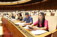 Concluye Parlamento de Vietnam sexta jornada de séptimo período de sesiones