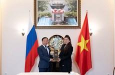 Ofertarán cadenas minoristas rusas el café vietnamita Trung Nguyen