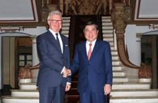Amplían cooperación entre ciudades de Vietnam y Australia