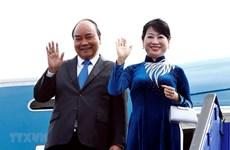 Concluye premier vietnamita visita a Suecia