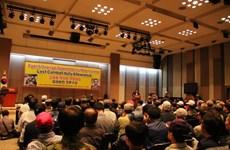 Condenan veteranos de guerra sudcoreanos el uso del Agente Naranja durante la guerra en Vietnam