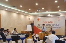 Comprometido Vietnam con la lucha contra el acoso y la violencia en el ámbito laboral