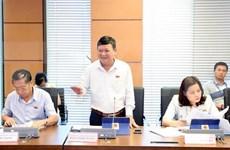Parlamento de Vietnam examina asignación de presupuesto para proyectos de inversión pública