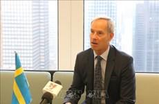 Recibe Vietnam apoyo sueco para su candidatura a miembro no permanente del Consejo de Seguridad de ONU