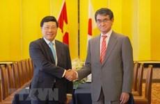 Acuerdan Vietnam y Japón fomentar nexos económicos