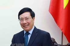 Asiste Vietnam a Conferencia Internacional sobre el Futuro de Asia